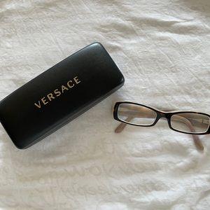 Authentic Versace frames.
